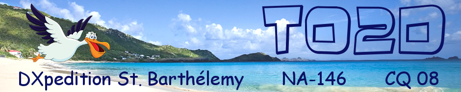 DXpedition St. Barthlemy